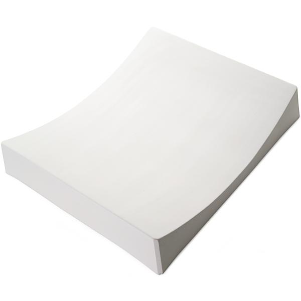 Simple Curve - 40.1x33.7x7.2cm - Fusing Form