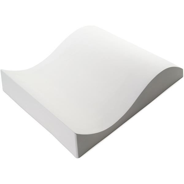 Double Curve - 40.4x34.6x7.4cm - Fusing Mould