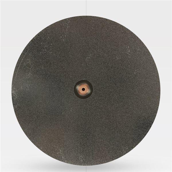 "Diamond Pad - 20""/508mm - 140 grit - Magnetic"