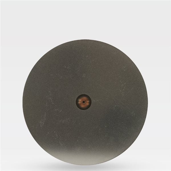 "Diamond Pad - 16""/406mm - 325 grit - Magnetic"