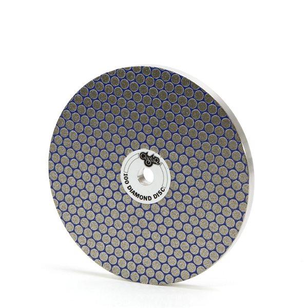 "Diamond Disc - 6""/152mm - 100 grit"