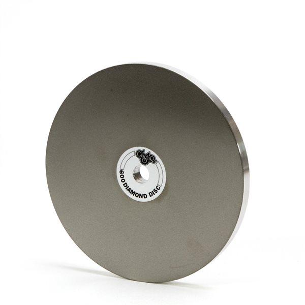 "Diamond Disc - 6""/152mm - 600 grit"