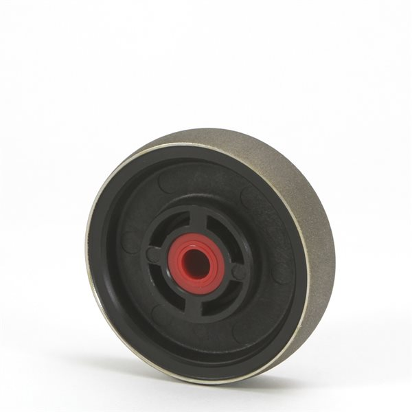 "Diamond Radius Wheel - 4""/102mm - 180 grit"