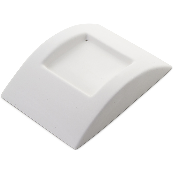 Candle Bridge Tray - 13x18.2x5cm - Opening: 8x1.5cm - Fusing Mould