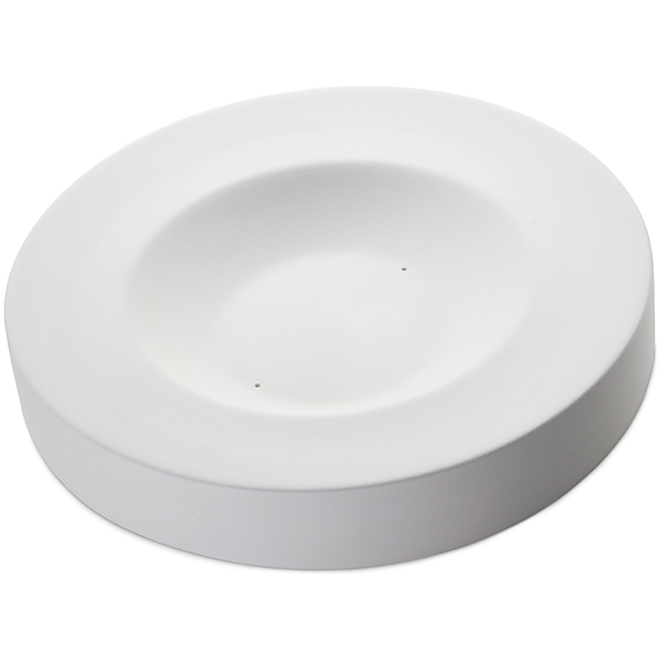 Pasta Plate - 33.2x4.8cm - Base: 21cm - Fusing Mould