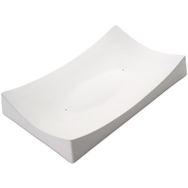 Rectangular Slumper - 31x18.8x4.4cm - Fusing Mould