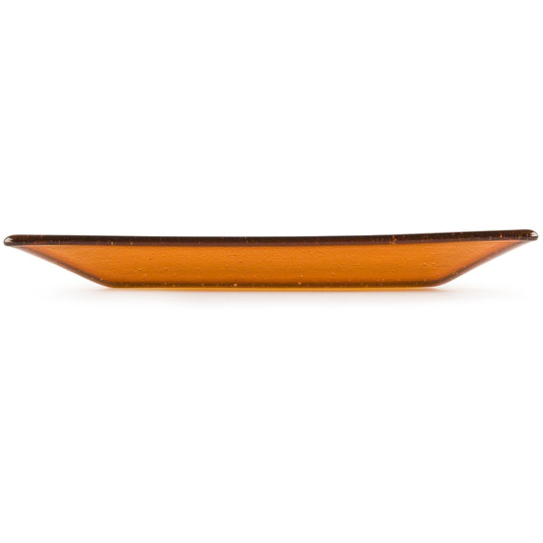 Sushi Rectangular - 24.2x13.6x3.7cm - Base: 15.3x4.2cm - Moule pour Fusing
