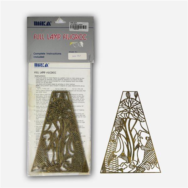 Lamp Filligree - Upstream - 1 Set (6 Segments)