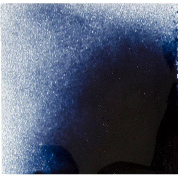 Bullseye Frit - Blue Black - Moyen - 450g - Opalescent