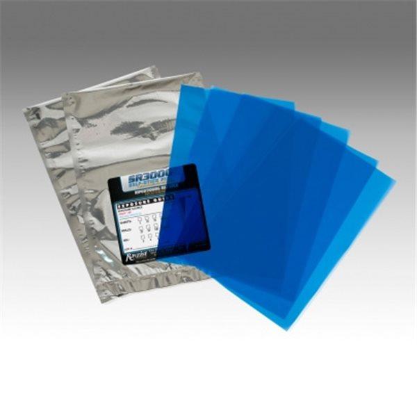 SR3000 - 5mil (125μ) - A4 - 5 Sheets