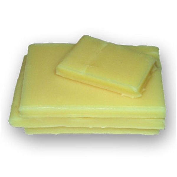 Modelling Wax - Soft - Yellow - 1kg