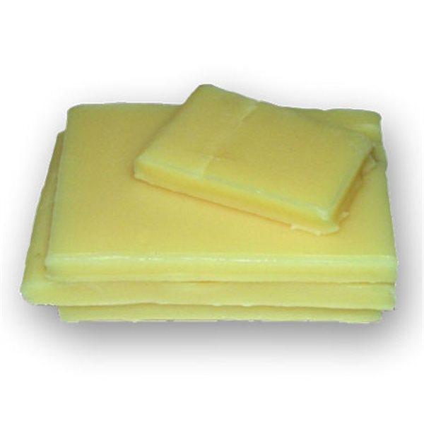 Modellierwachs - Weich - Gelb - 1kg