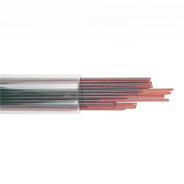 Stringer - Amber - 250g - for Float Glass