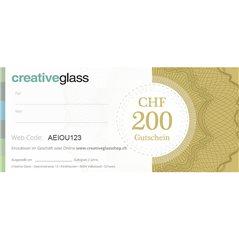CHF 200 Gift Voucher