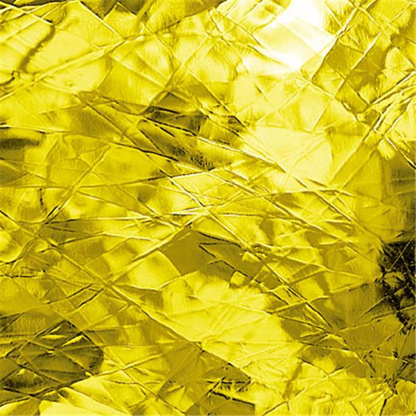 Spectrum Yellow - Artique - 3mm - Non-Fusible Glass Sheets