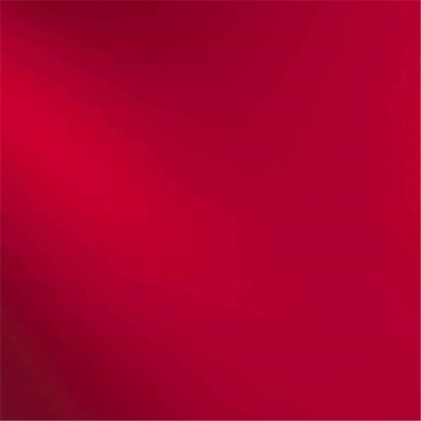Spectrum Red - Transparent - 3mm - Fusible Glass Sheets