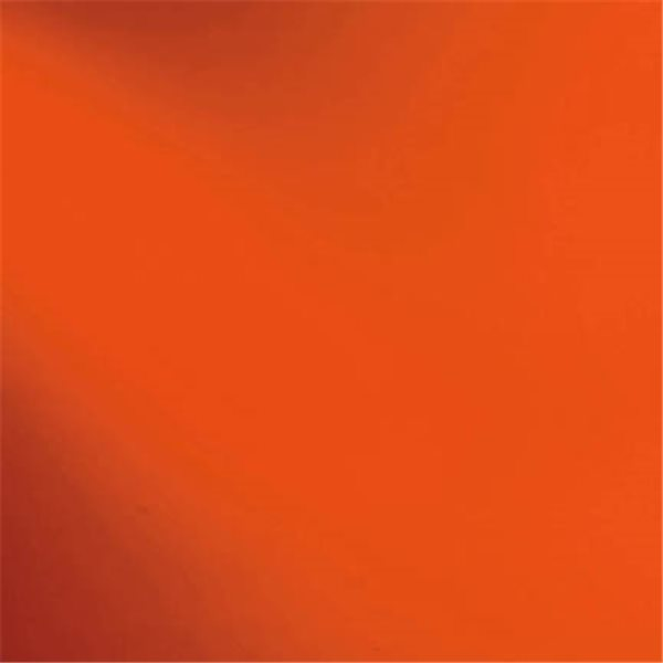 Spectrum Orange - Transparent - 3mm - Fusible Glass Sheets