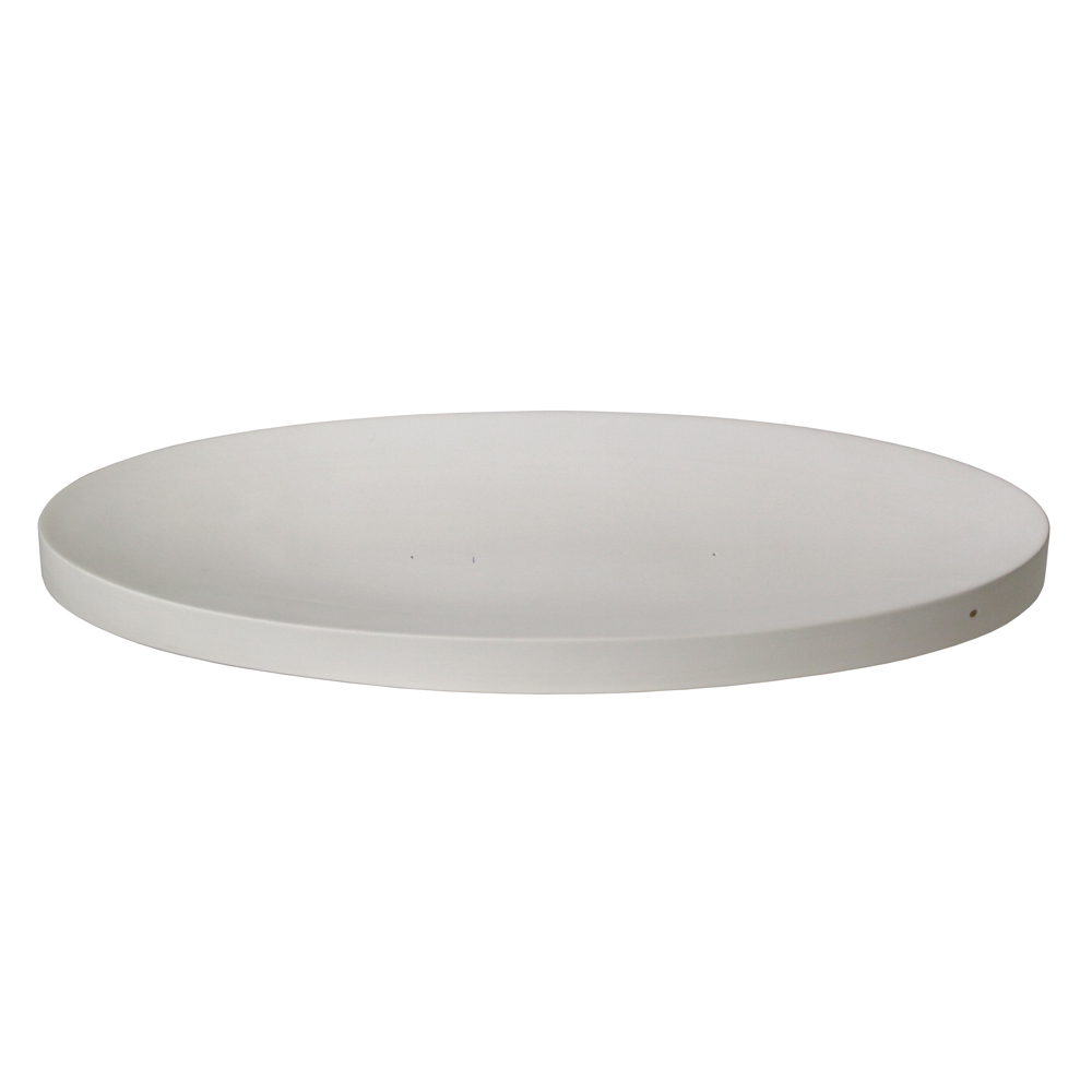 Oval - 51x17.5x2.7cm - Fusing Mould