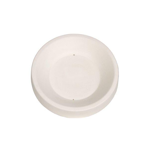 Pizza Plate - 13.5x2.5cm - Fusing Mould
