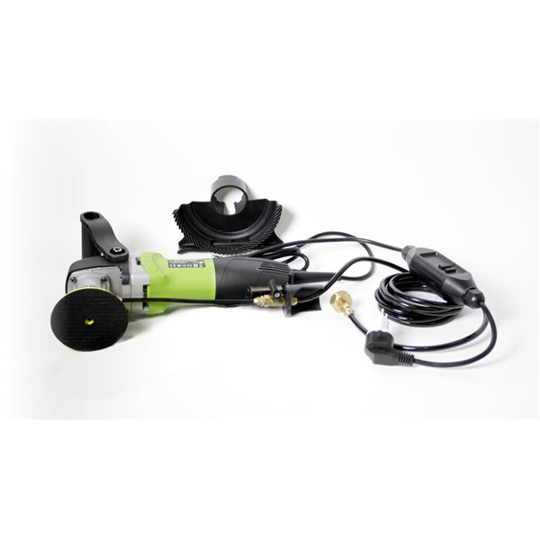 Wet Angle Grinder & Polisher