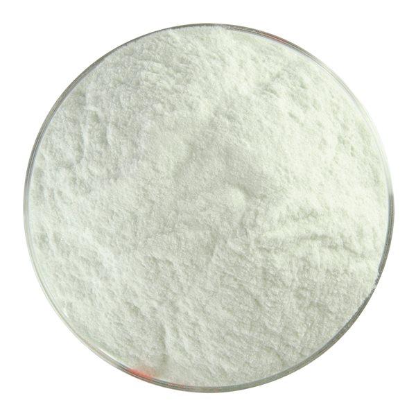 Bullseye Frit - Leaf Green - Powder - 450g - Transparent