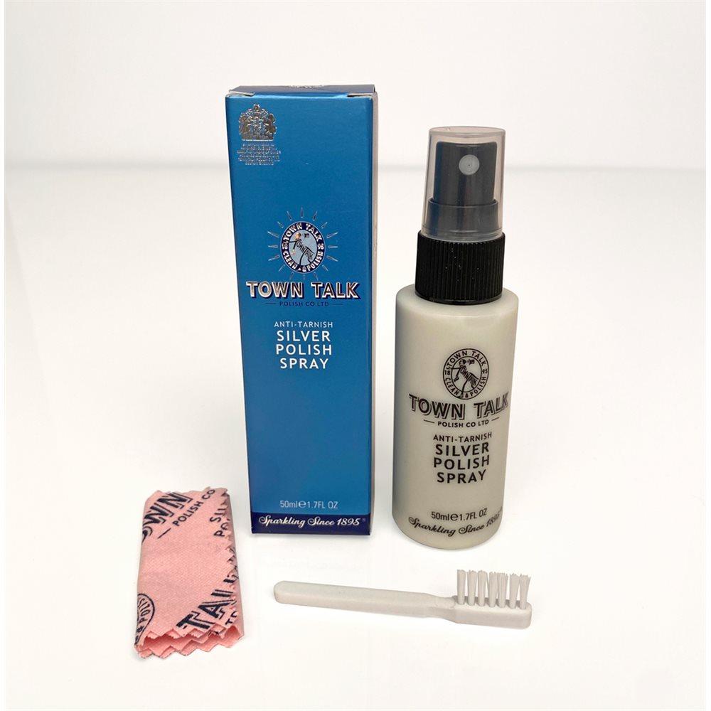 Mini Silver Polish Spray - 50ml