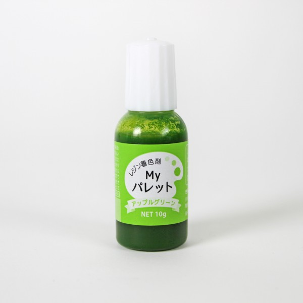 UV-Harz Farbe - Apfelgrün -...