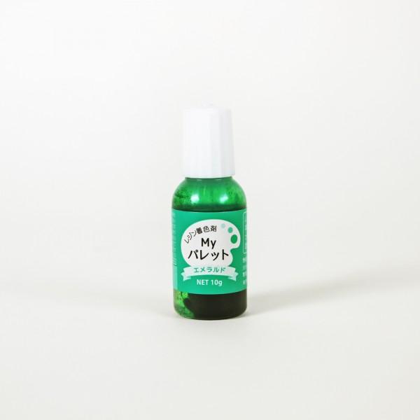 UV-Resin Colour - Emerald -...